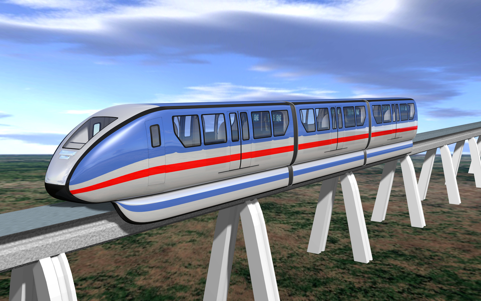 Monorail Stock Photos and Images. 0monorail pictures and